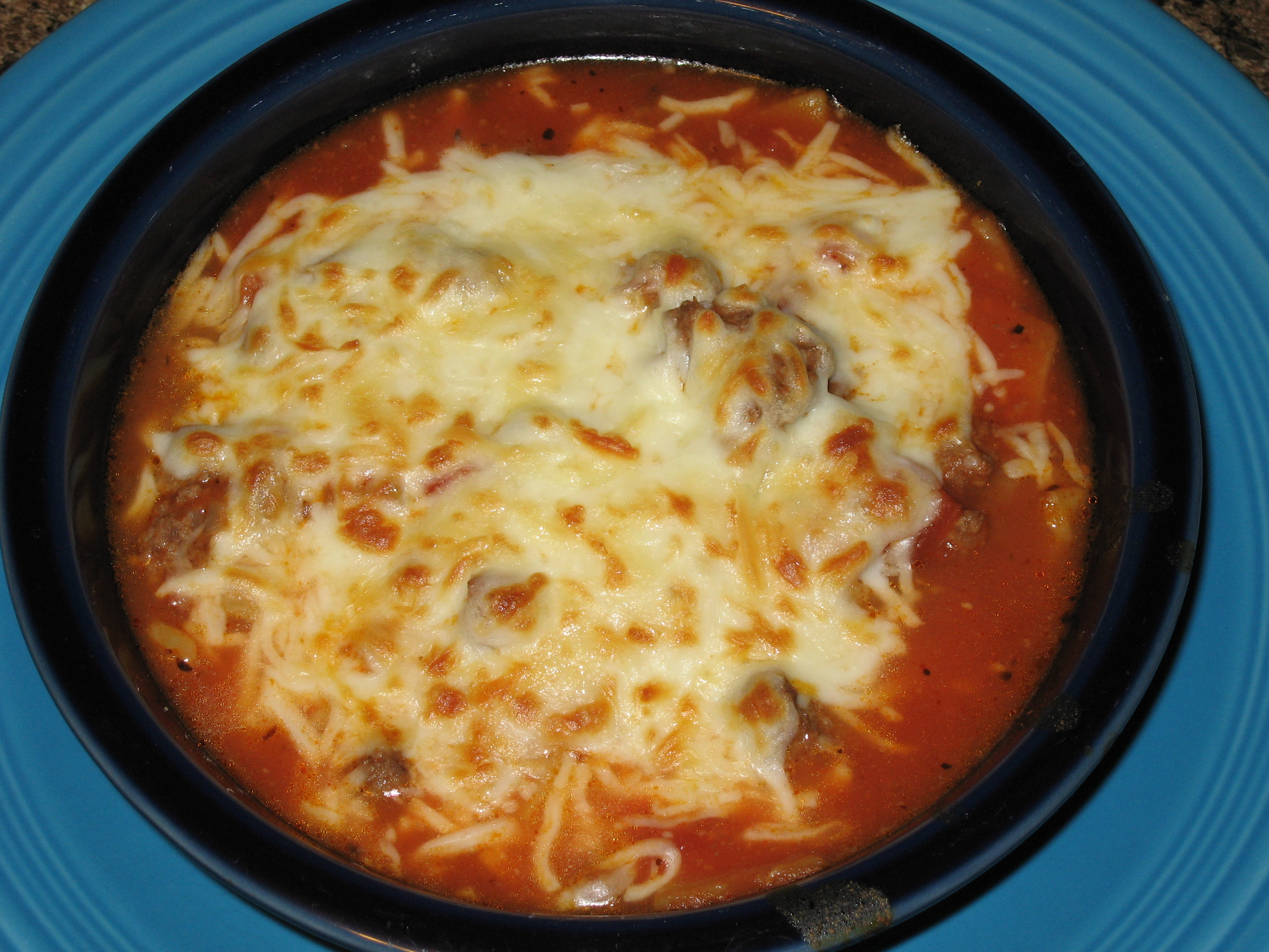 Lasagna Soup | It All Started With Mac And Cheese